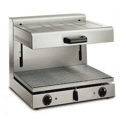 Salamandra Stainless Steel Salamander Grill, For Restaurant
