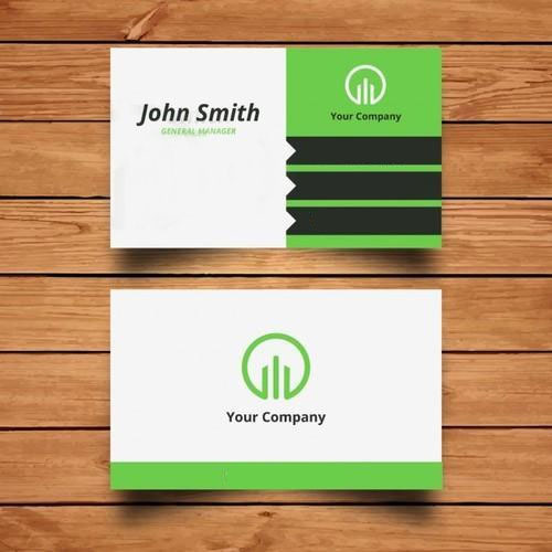Business Visiting Card At Rs  Piece  Visiting Card  Minute