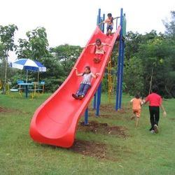 Arihant Playtime - Crescent Slides