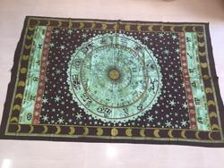 Bohochic Mandala Tapestry