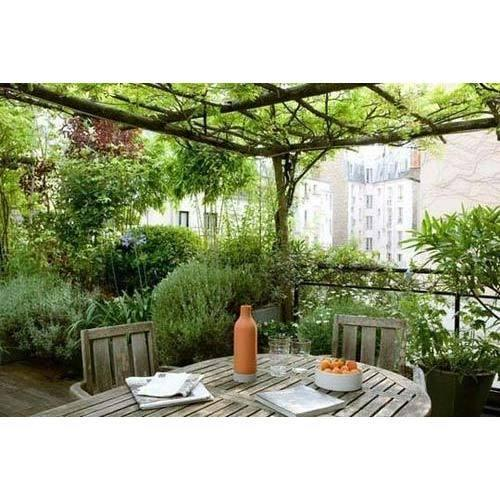 Charmant Terrace Garden Designing Service