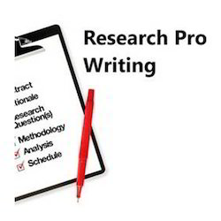 Master's Thesis Research Proposal Writing Services