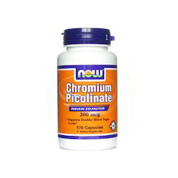 Now Sports Chromium Tablets, Packaging Type: Bottle