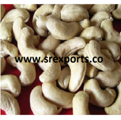 Natural Wholes Cashew Kernal White Whole 240, Grade: W240, Packed