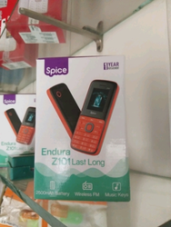 Spice Endura Mobile Phones