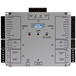HID Vertx 2000 2 Reader Controller with TCP IP Connectivity