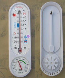 Thermometer with Hygrometer Humidity
