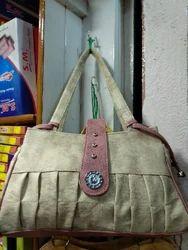 Ladies Leather Vanity Bag
