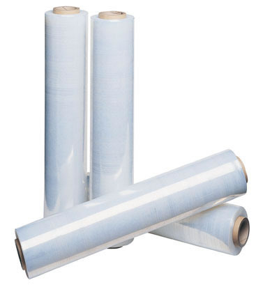 LLDPE Stretch Film, Packaging Type: Roll