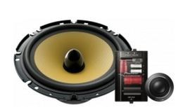Pioneer Car Speaker Black