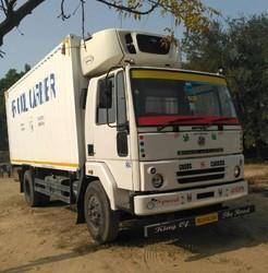 Refrigerated Truck Transportation Service