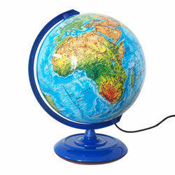 world political globe at rs 450 piece globe id 10738110748