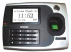 Zicom Biometric Time And Attendance System