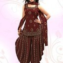 Jaipuri Printed Cotton Suit