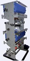 On Line Two Colour Rotogravure Printing