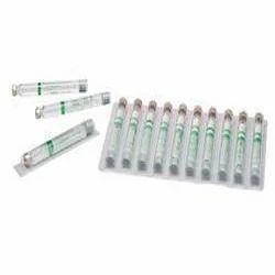 Dental Anesthesia Cartridge