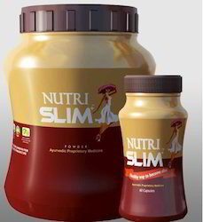 Nutrislim Powder 500 gm & Cap 60 Cap Combo Pack