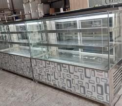 Sliding Sweets Display Cabinet