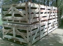 Wooden Pallets Heat Treatment Job Works