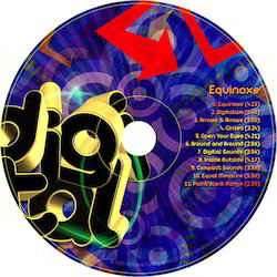 2000x Self-Adhesive CD DVD Photo Gloss Inkjet Labels / high quality CD  stickers