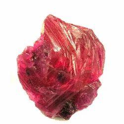 Uncut Ruby Stone