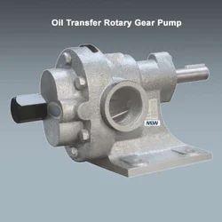 Oil Transfer Rotary Gear Pump