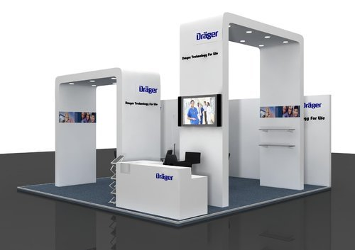 Exhibition Booth Number : Exhibition booth at rs square meter s exhibition stalls