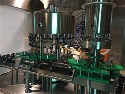 Mono Block Rotary Filling And Capping Machine