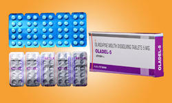Olanzapine Mouth Dissolving Tablets 5 mg