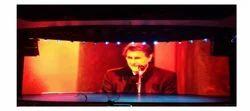 Indoor LED Curtain Display Screen