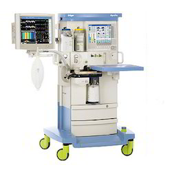 Anaesthesia Machine in Delhi | Suppliers, Dealers & Retailers of ...