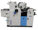 Two Color Satellite Bag Printing Machine