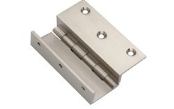 Double L/R Brass Hinges