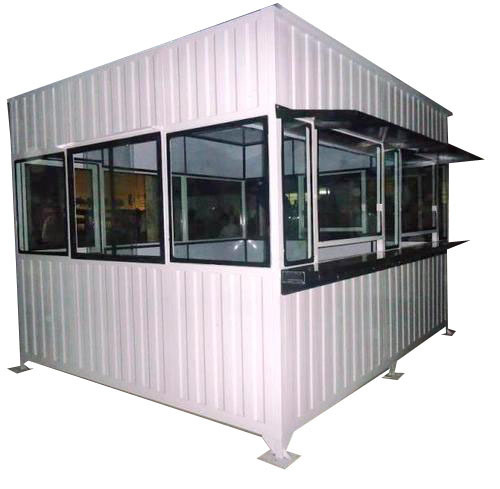 Security Cabin Portable Cabins Chirag Squre Indore