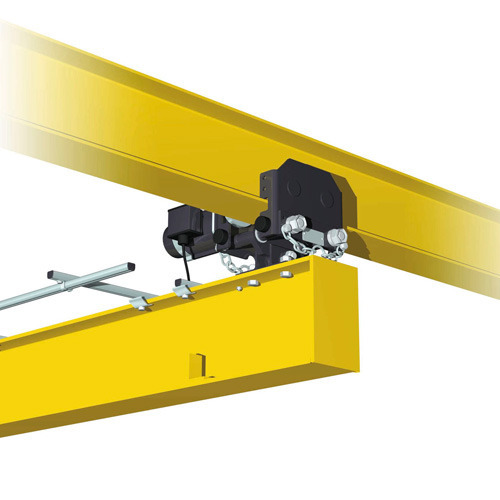 ELFAB 2-4 (m) Material Hoist Trolley, Capacity: 1 to 2 Ton
