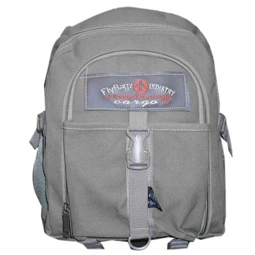 6524a7228 Flybagz Plain Colored School Canvas Bag, Rs 80 /piece, Dsquare ...