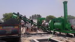 Road Hot Mix Machinery