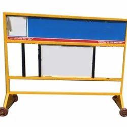 Metal Safety Barrier
