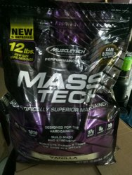 Muscle Tech Protein Supplement