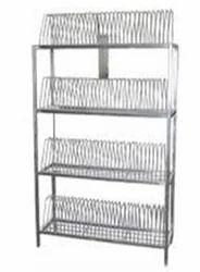 Plate Storage Rack  sc 1 st  IndiaMART & Plate Storage Rack | Quality Kitchen Equipments | Manufacturer in ...