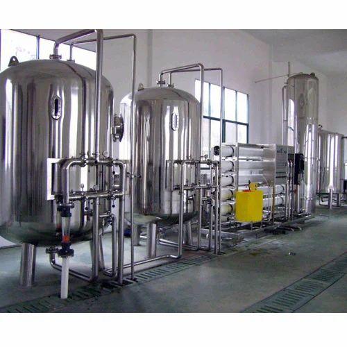 Effluent Water Treatment System