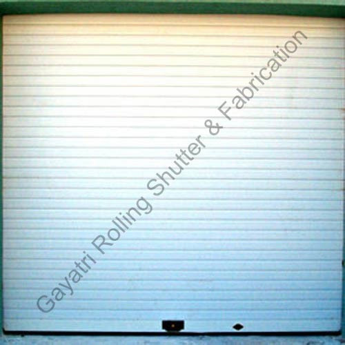 Full Height Iron Automatic Rolling Shutters