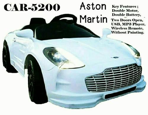 Fibre Battery Operated Aston Martin Ride On Car For Kids 5200 Rs 6100 Piece Id 20237287873