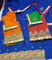 Party Wear Ladies Suit Fabric