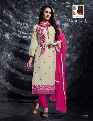 31a2122816 Elegant Ayesha Vol-6 Salwar Kameez Dress Material at Rs 795 /piece ...