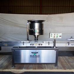 Medi Pack Vial Sealing Machine, Model Name/Number: Mpavsm-40, Capacity: 1.5 Kilowatt
