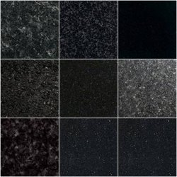 Absolute Black Granite Tiles Thickness 0 5 10 And
