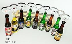 Bottle Opener With Fridge Magnet