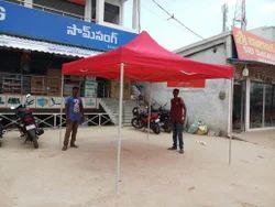 WBTV, Kolkata - Manufacturer of Branding Service and Branding Canopy