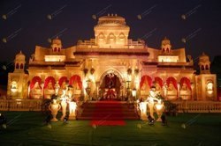 Rajwada Haveli Stage